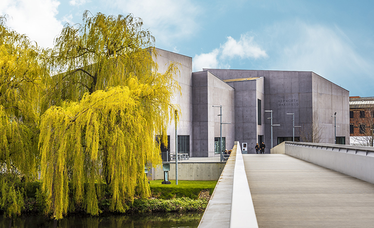 Hepworth Wakefield Museum of the Year Winner 2017