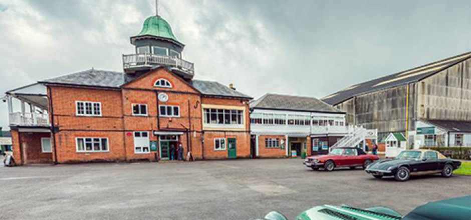 Brooklands Museum, Weybridge.